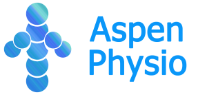 Aspen Physio Logo - physiotherapy services and sports injury clinic