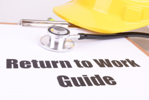 Return To Work Programmes